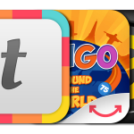 Today's Best Apps: Bingo Around The World, Tinygram And More