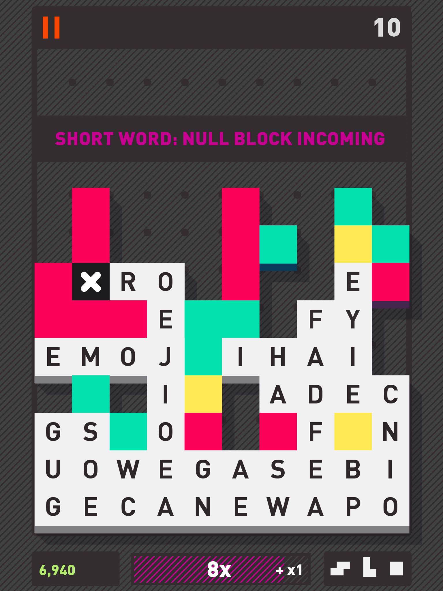 Impossible Is Just A Word For Juicy Word Puzzle Game Puzzlejuice