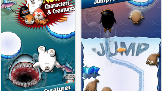Air Penguin Gets Set Free In The App Store