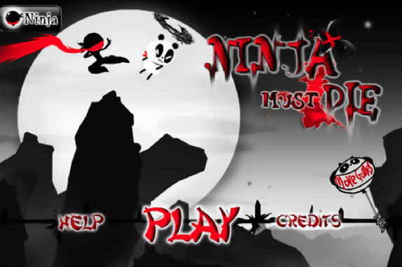 Release Your Inner Ninja With This Addictive iOS Game