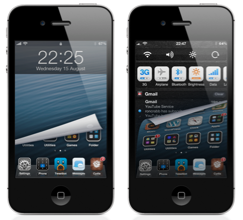 Give iPhone Animations A Page Turning Effect With This New Jailbreak Tweak