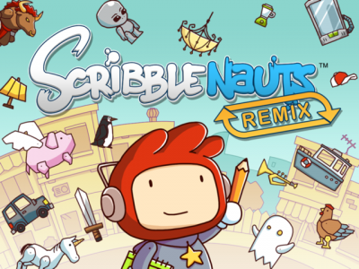 The Classroom And The Playground Become One In Scribblenauts Remix
