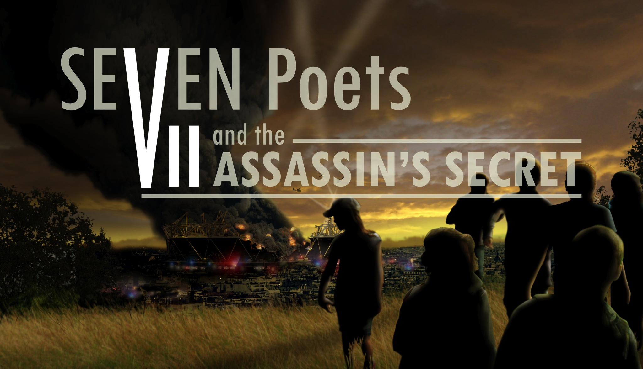 How Many Poets Does It Take To Uncover An Assassin's Secret?
