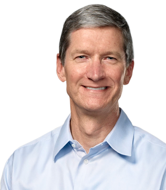 Tim Cook And Google's Larry Page Reportedly Talking About Patent Battle