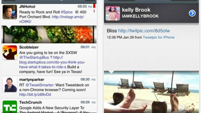 Tweetings For Twitter Gets Better ... And More Tweetbot-Like
