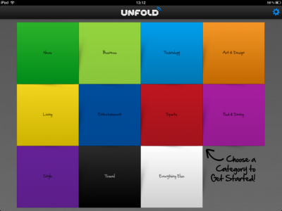 Is The New Unfold News Reader Worth Unfolding?