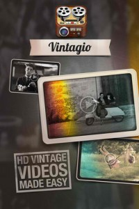 Now Showing In The App Store: Vintagio, Formerly Known As Silent Film Director