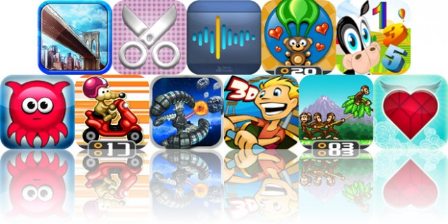 Today's Apps Gone Free: MegaCity HD, Scrap It: Baby Years HD, Sunrizer XS Synth And More