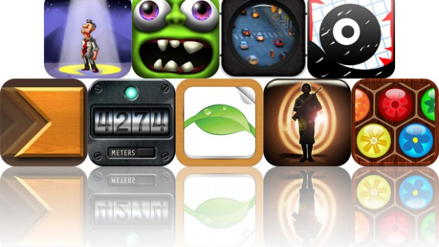 Today's Apps Gone Free: The Incident, Zombie Tsunami, Miniatures Pro And More