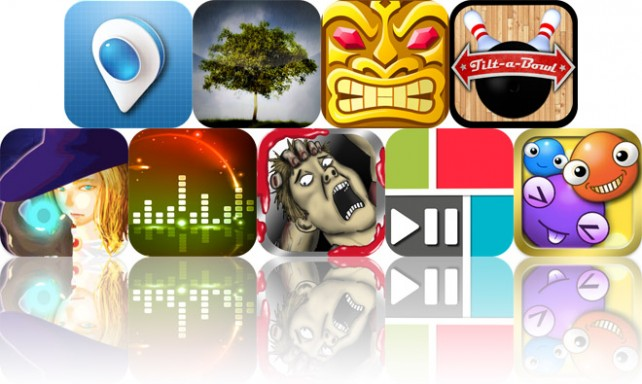 Today's Apps Gone Free: Localyze, Rainy Daze, Tiki Totems 2 And More
