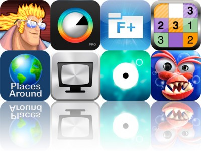 Today's Apps Gone Free: Unstoppable Fist, eSonar Pro, File Manager And More