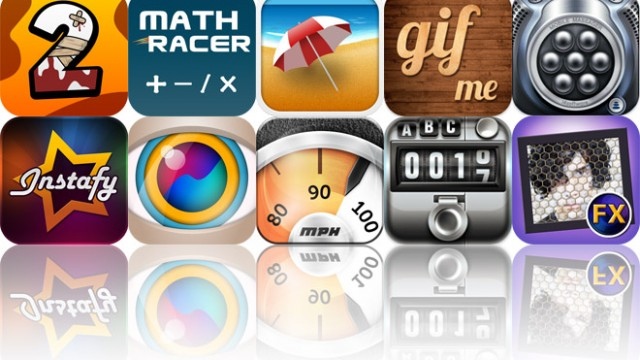 Today's Apps Gone Free: Amateur Surgeon 2, Math, BeachWeather And More