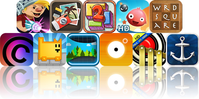 Today's Apps Gone Free: Max Adventure, Artographo, Doodle Fit 2 And More