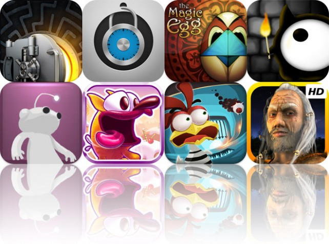 Today's Apps Gone Free: The Heist, Fortify, TheMagicEgg And More