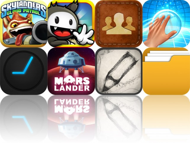 Today's Apps Gone Free: Skylanders Cloud Patrol, Wawa Land, FriendCash And More