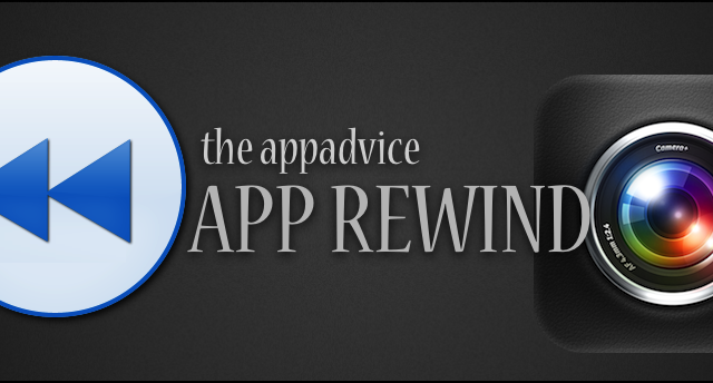 APP REWIND: Camera+ Thrives Despite Apple's Previous Rejection