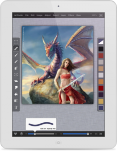 Draw This! ArtStudio For iPad Gets New Look And Features