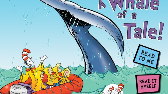 The Cat In The Hat Is Back With A Whale Of A Tale To Tell