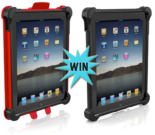 Armor Up Your iPad 2 For Back To School By Winning A Ballistic Tough Jacket