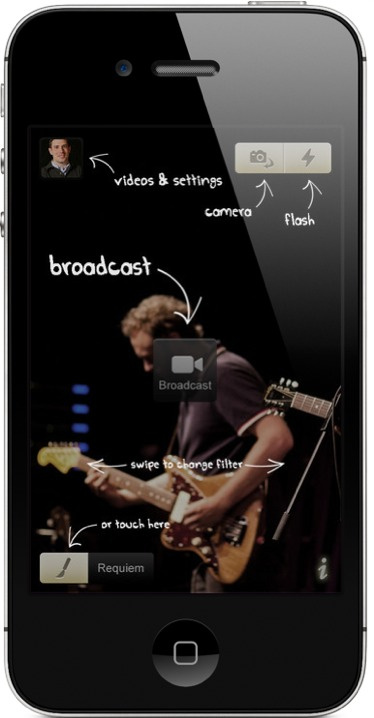 Broadcast For Friends Brings Unlimited Live Broadcast Videos To Facebook For First Time
