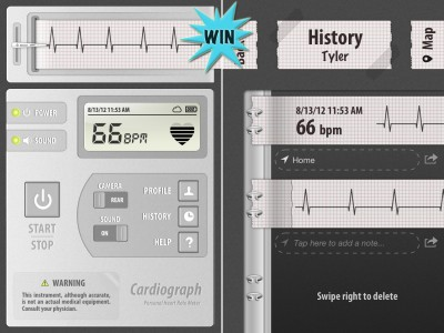 Monitor Your Heart Rate By Winning A Copy Of Cardiograph