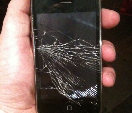 Don't Cry Over A Cracked Screen - Fix It!