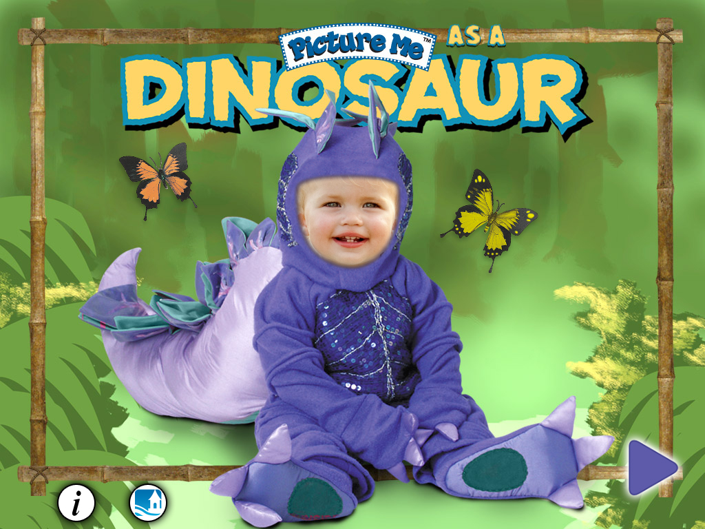 With The Help Of Oceanhouse Media, Picture Me Dinosaur Stomps Into The App Store