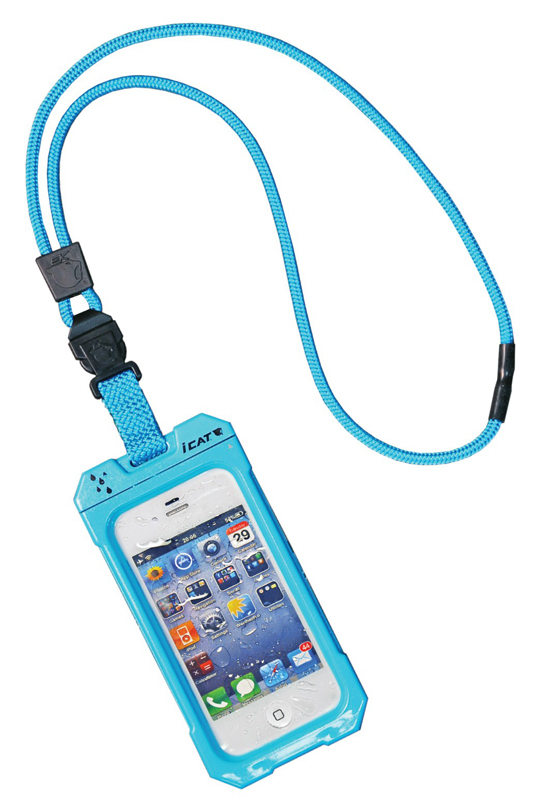 Product Review: The Dri Cat Neck It Keeps Your iPhone 4S/4 Safe And Dry