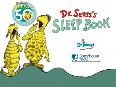 Dr. Seuss's Sleep Book Is Something Unique, It Tells The Tales Of How All Spend Their Time Asleep