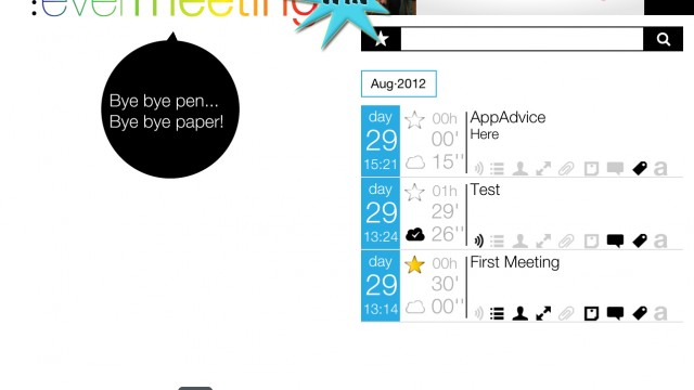 Say Goodbye To Messy Pen And Paper Notes By Winning 100 Meetings For Evermeeting