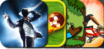 Today's Best Apps: Michael Jackson, Gasketball, Pitfall And More