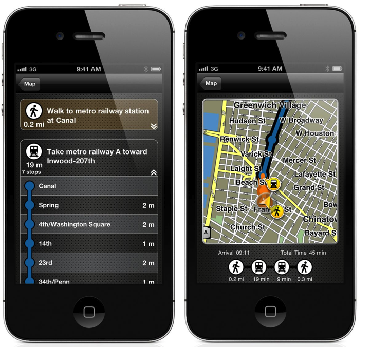 Garmin's iOS Apps To Include City-Centric, Google 3D Maps Features This Fall