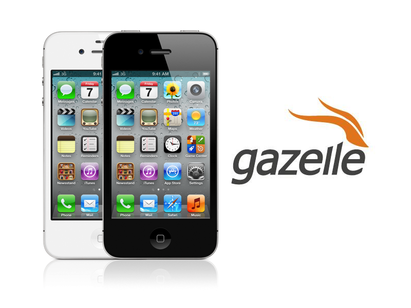 Gazelle Is Giving One Lucky Winner The Chance To Win A Free 'iPhone 5S'