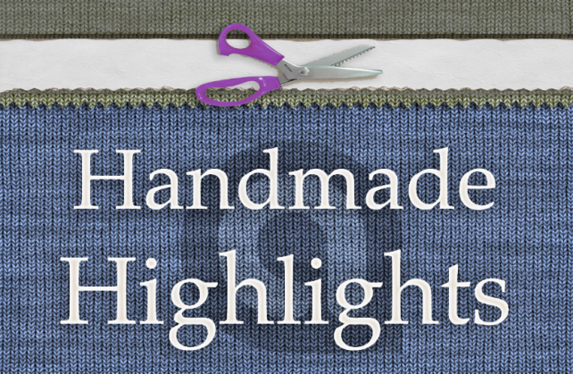 Handmade Highlights: App Icons Aren't Just For Your Phone