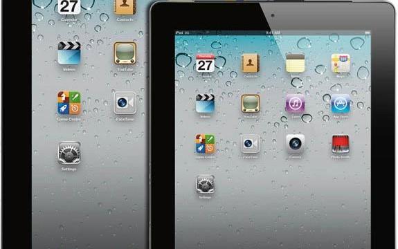 Purported iPad mini Shots Show No Shooter