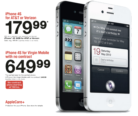 Time Is Perfect To Buy An iPhone 4S