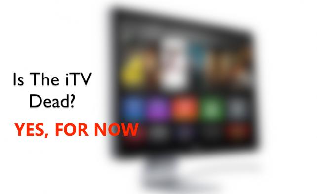Apple's Eddy Cue: No iTV Anytime Soon