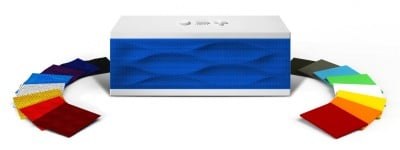 Jawbone's JAMBOX Speaker System Gets More Colorful