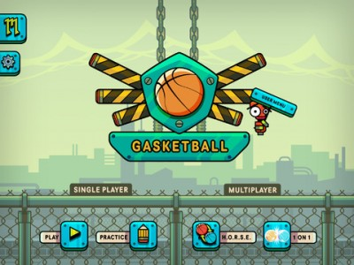Get Posterized By Gasketball's High-Flying Free Play