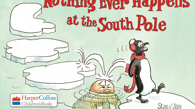 The Berenstains' 'Nothing Ever Happens At The South Pole' Slides Into The App Store