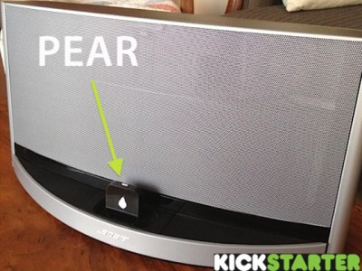 Bluetooth-Powered Pear Pulled From Kickstarter Over Trademark Issues, Should Return Soon
