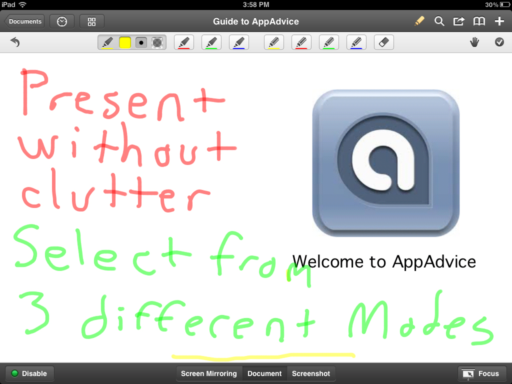 We Now Present To You The Crowd-Friendly Version Of PDF Expert For iPad