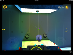 Night Flight by Jupija screenshot