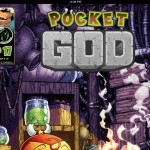 The Latest Issue Of The Pocket God Comics Has Love, Tragedy And One Pesky Carnivorous Plant