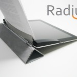 Radiul Mobile Kickstarter Puts Interesting Spin On The Usually Drab Document Holder