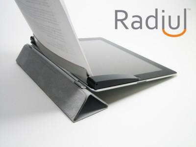 Radiul Mobile Kickstarter Puts Interesting Spin On The Usually Drab Document Holder