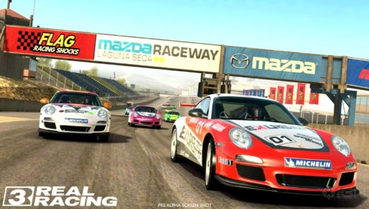 A Stunning New iOS Racing Game Is On The Horizon