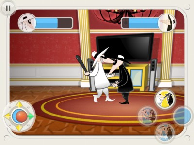 Get A Little Extra Slink In Your Step With The Latest Version Of Spy Vs Spy