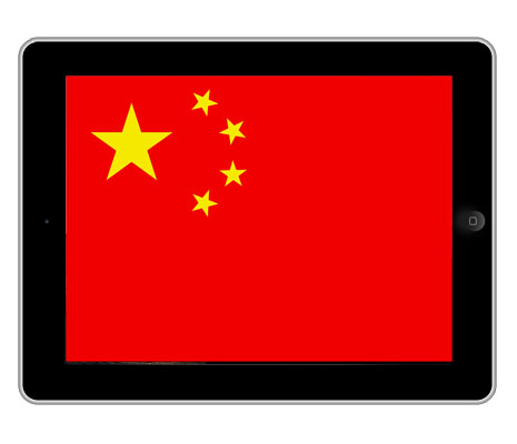 On Strength Of New iPad, Apple Eclipses 70 Percent Of Chinese Market