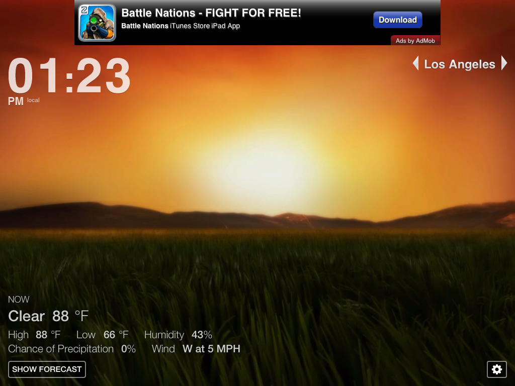 Some Of The Classic Simplicity Comes Back To Weather HD 2 Free